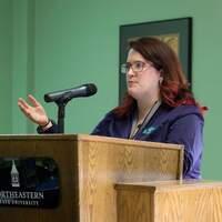 Dr. Sarah Turner McGowen Graduate from NSU's Graduate College