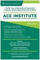 Aleternative Certification Educators